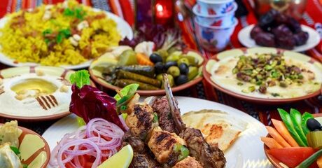 5*  Iftar Buffet: Child (AED 89)
