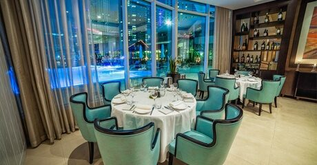 5* Iftar Buffet with Soft Drinks: Child AED 109