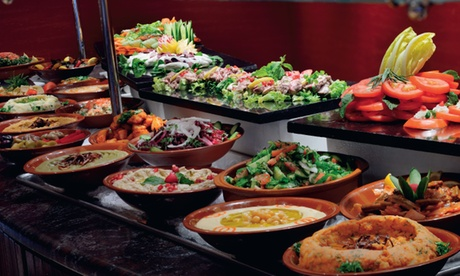 5* Iftar buffet with Beverages: Child (AED 49)