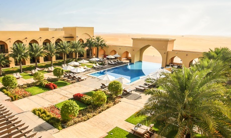 Abu Dhabi: One-Night 4* Family Stay with Meals