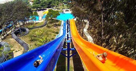 Dreamland Aqua Park Admission