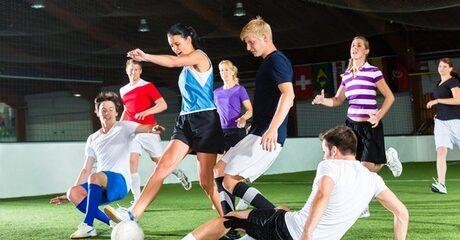 Fitness Football for Kids