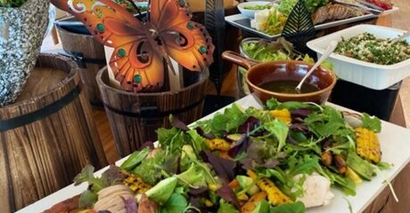 Friday Lunch with Soft Drinks: AED 99 (Child); AED 149 (Adult)