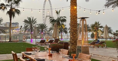 Iftar Buffet (Child AED 79