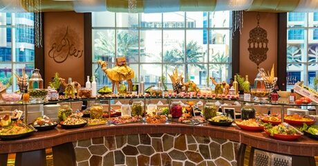 Iftar Buffet or Set Menu with Drinks: Child (AED 59)