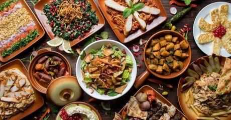 Iftar Buffet with Ramadan Drink