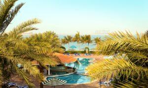 Ras al-Khaimah: Buckle & Thrillwith 4* 1-Night Family Stay