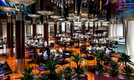 5* Family-Style Iftar with Drinks: Child AED 69