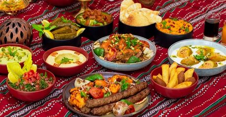 5* Iftar Buffet with Beverages: Child (AED 69)