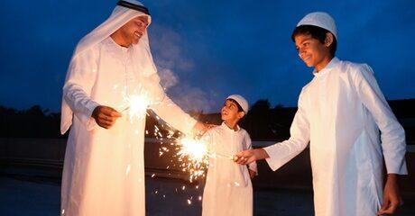 Abu Dhabi: 1- or 2-Night Eid Family Stay with Breakfast