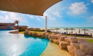 Sharjah: 1- or 2-Night 4* Beach Break with Meals