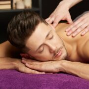 Male clients can enjoy up to 90 minutes of relaxation thanks to a choice of spa treatment