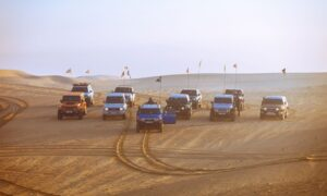 Four-Hour Desert Driving Course