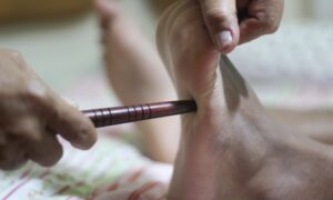 One-Hour Foot or Hand Reflexology