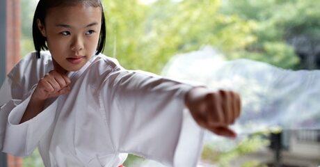 One-Month Karate Class Pass