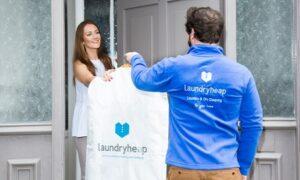 50% Discount Towards Laundry