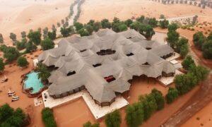 Al Ain: 5* Summer Desert Getaway Package