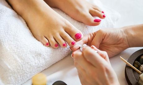 Mani-Pedi with Foot Spa