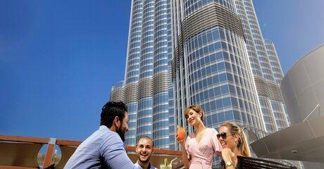 The Burj Club Eid Brunch with Drinks