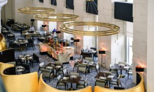 5* Buffet at Shangri-La Dubai