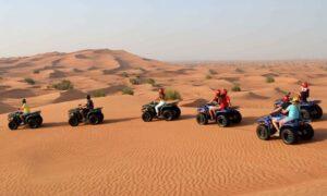 Dune Quad Bike Drive