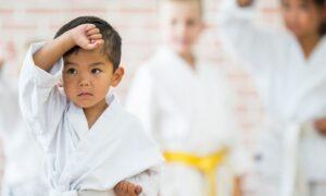 Eight Karate Classes