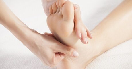 One-Hour Hand or Foot Reflexology