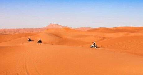 Up to 58% Off on ATV / Quad (Drive / Experience) at Golden Sand Tours LLC