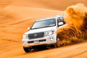 Up to 69% Off on ATV / Quad (Drive / Experience) at Desert Lion Tourism