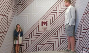 Museum of Illusions Entry: Child (45 AED) or Adult (65 AED)